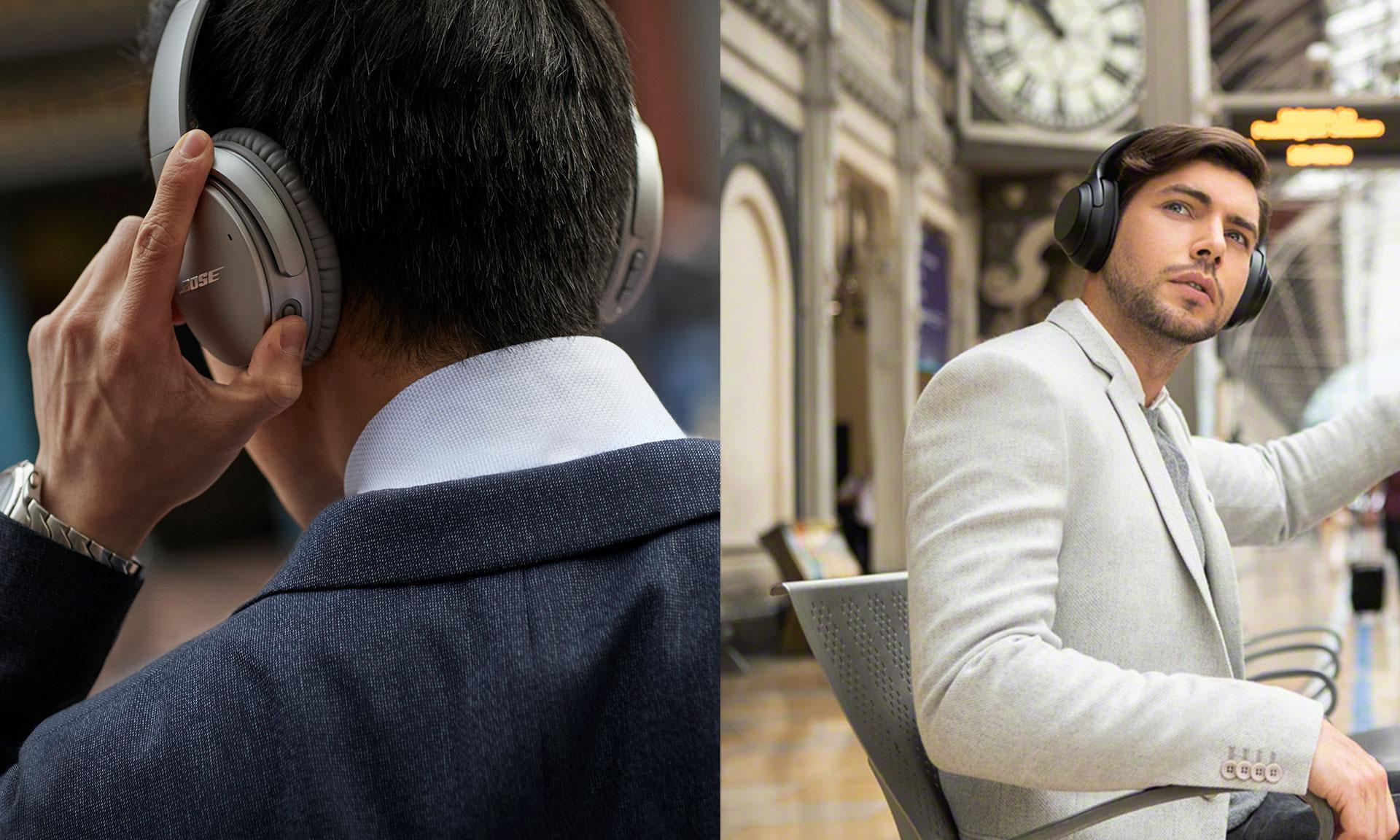 57b6b2bbf Bose vs Beats vs Sony vs Sennheiser: which headphones scooped the ...