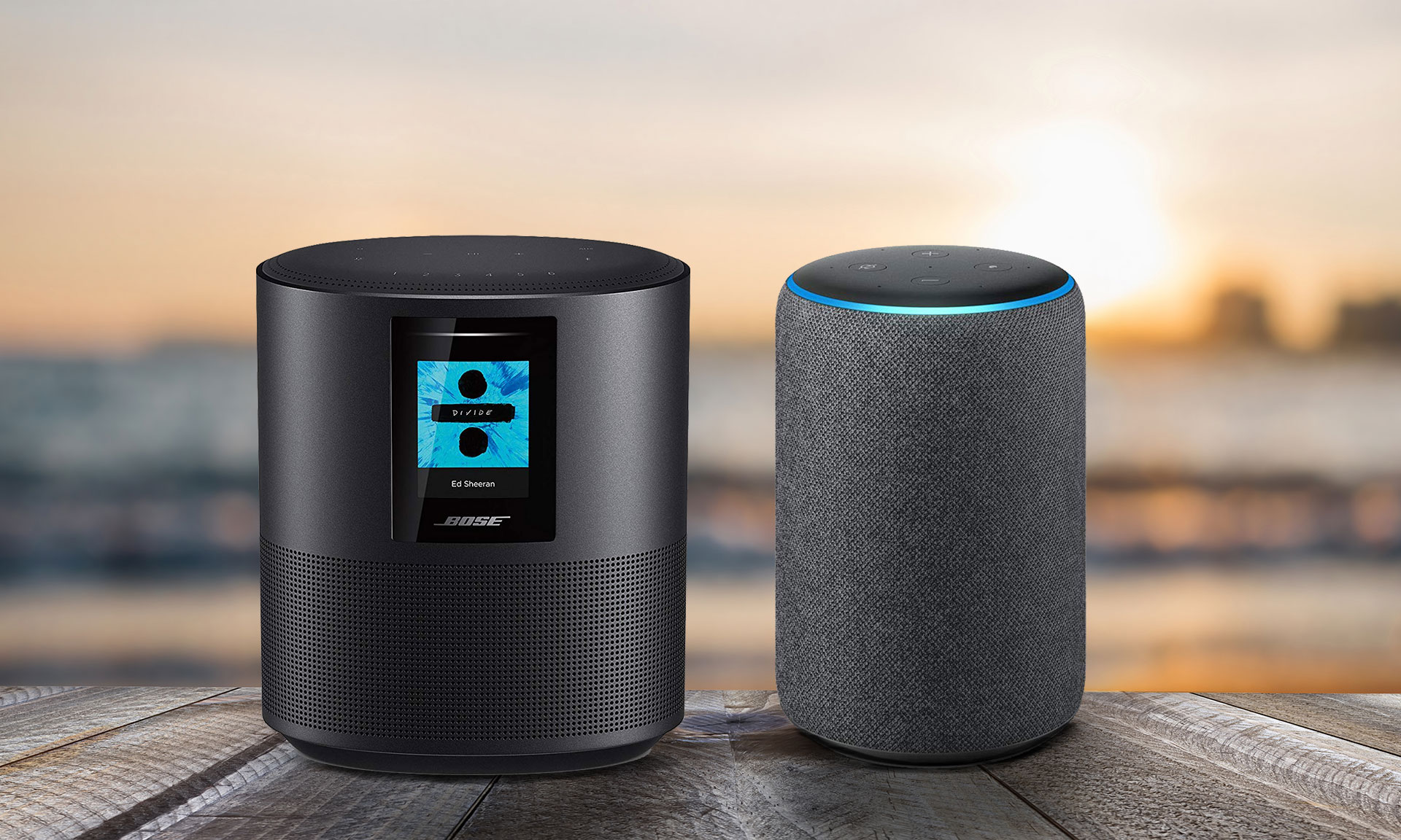 Amazon Echo And Bose Alexa Speakers Reviewed Which Are