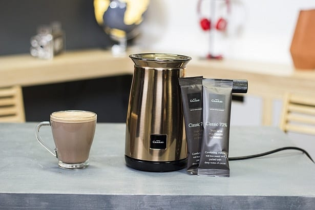 Hotel Chocolat Velvetiser review: the ultimate luxury gift
