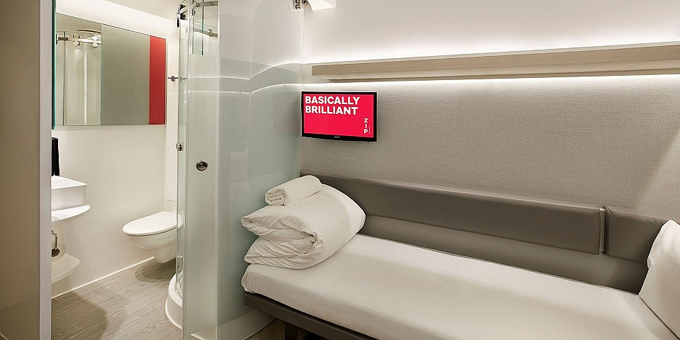 Do Premier Inn's new micro hotel rooms offer good value?