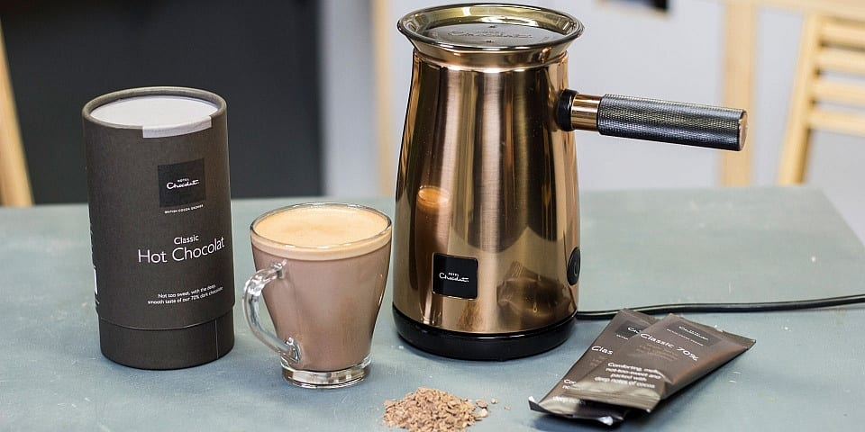 Hotel Chocolat Velvetiser review: the ultimate luxury gift for hot chocolate lovers?