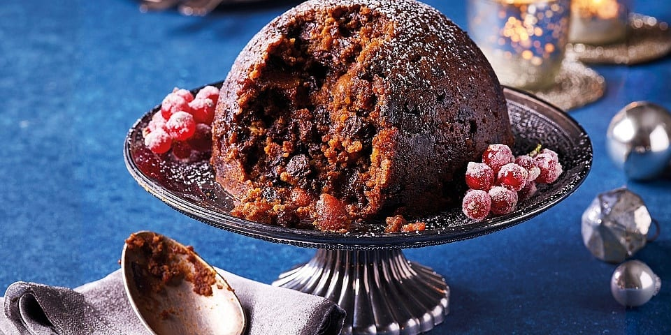 Iceland Christmas pudding named best of 2018