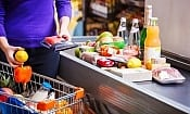Which was the cheapest supermarket in August 2020?