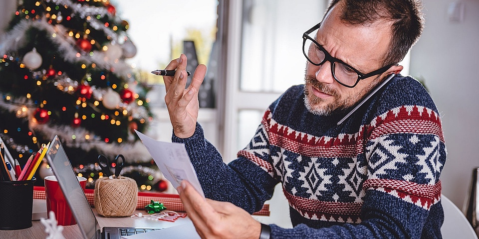 12 scams of Christmas: what you need to watch out for