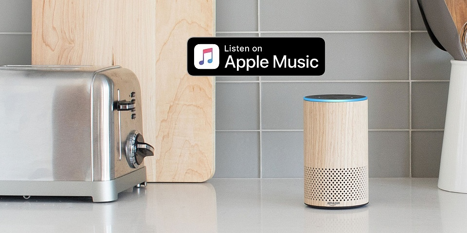Update: Apple Music now available on Amazon's Alexa speakers, but avoid getting a Don't Buy