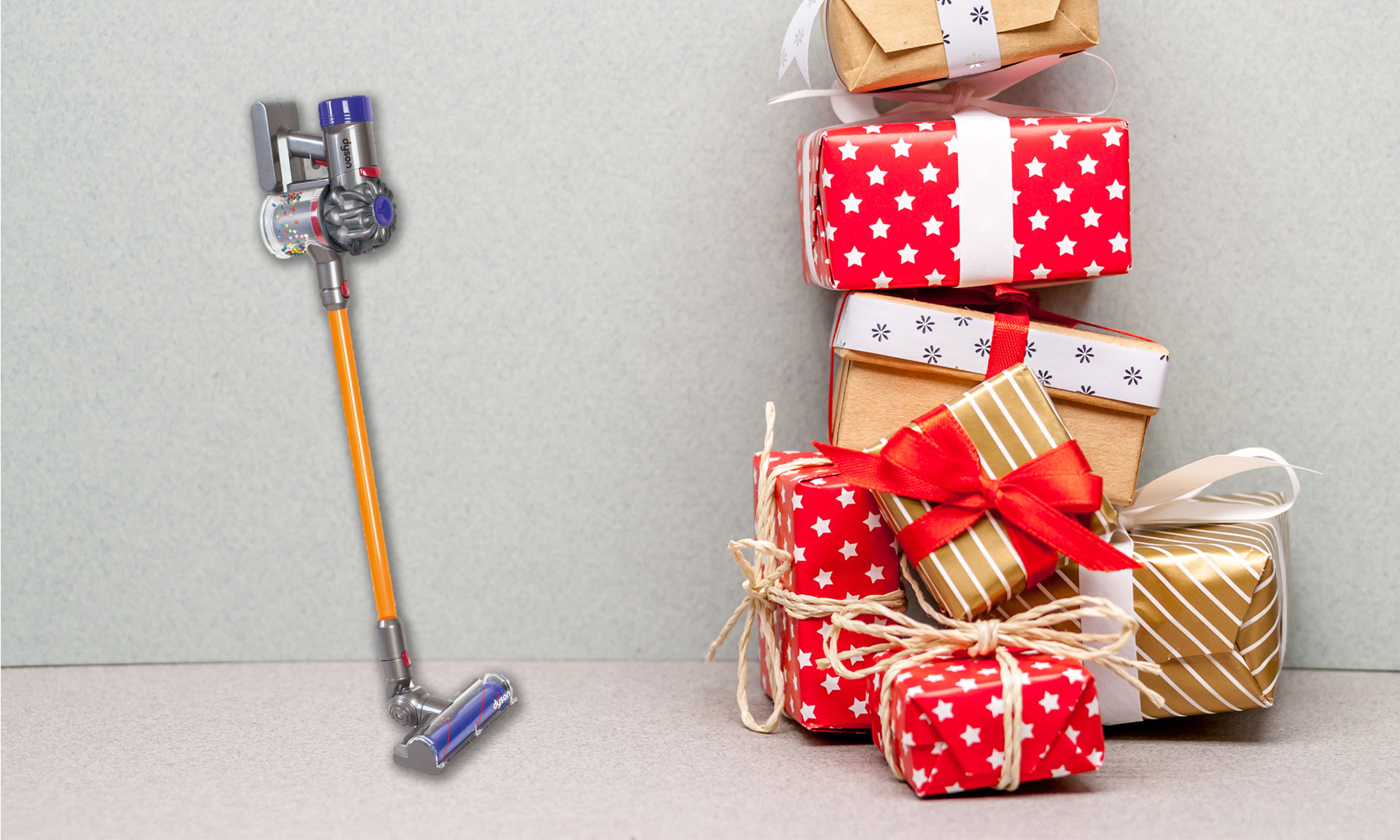 is this dyson toy vacuum the perfect kids christmas present
