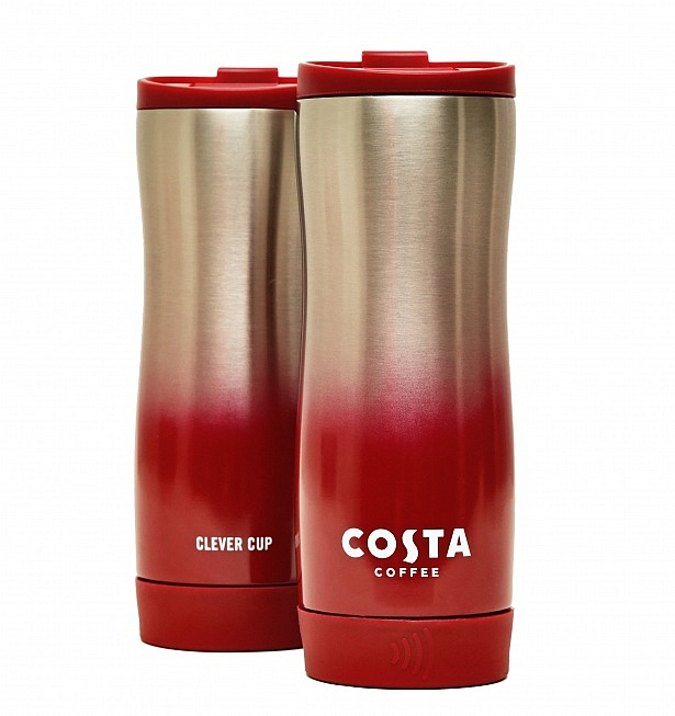 Costa Coffee Launches First Ever Contacless Cup Which News