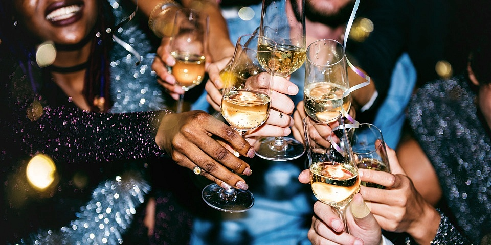 Best champagne, prosecco and sparkling wines for New Year 2019