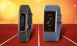 Garmin Vivosmart 4 vs Fitbit Charge 3 vs: activity trackers put through their paces