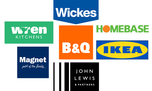 Kitchen company logos