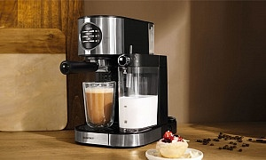 Lidl is selling a cheap coffee machine, milk frother and grinder ahead of Christmas: what's worth buying?