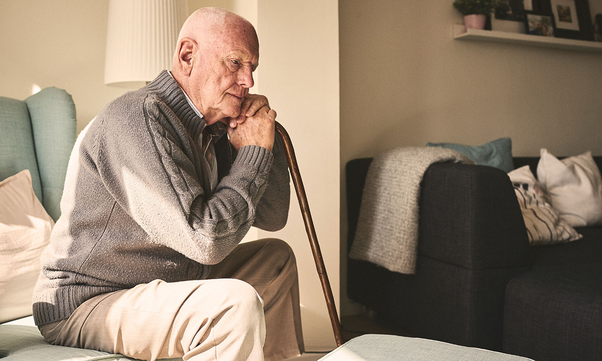 Why older people feel lonely - and what can be done to ...