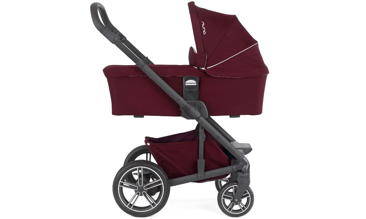 Nuna Mixx with carrycot