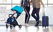 Five new holiday-friendly baby pushchairs