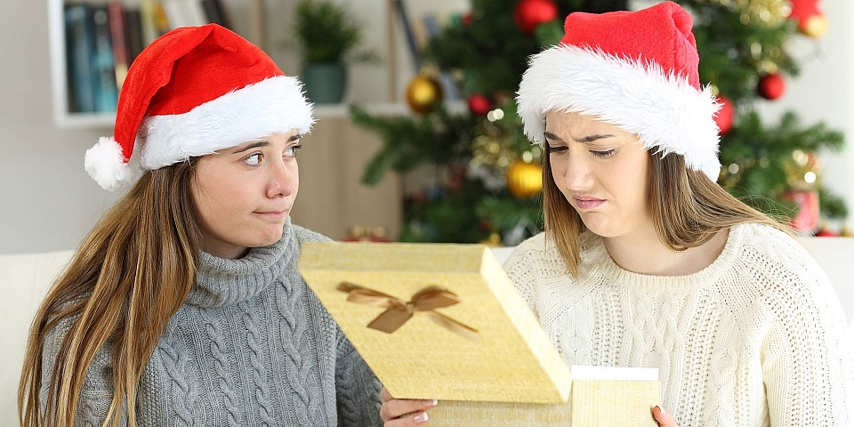 One in four receive an unwanted gift at Christmas