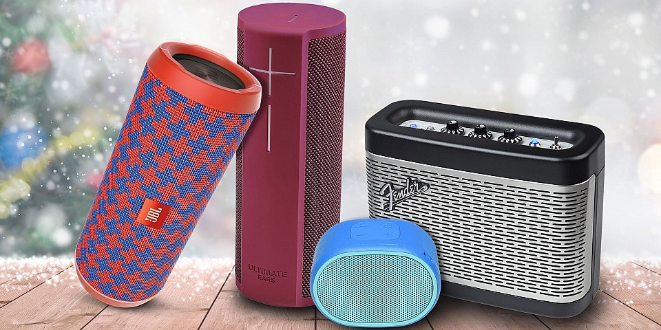 Which? portable speakers gift guide: top picks from £25