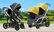 Five convertible single to double pushchairs to look out for in 2019