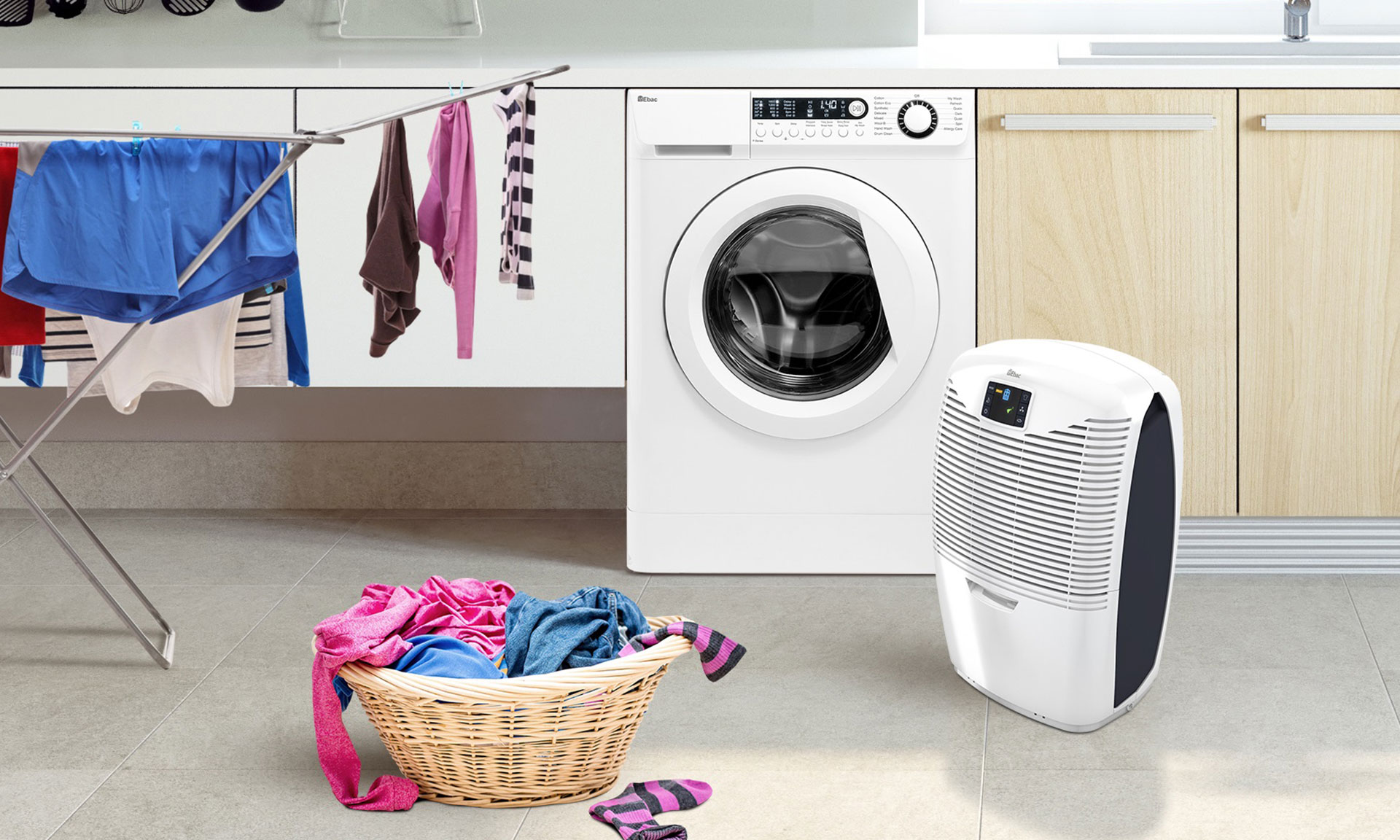 Are dehumidifiers good for drying clothes? </div>
