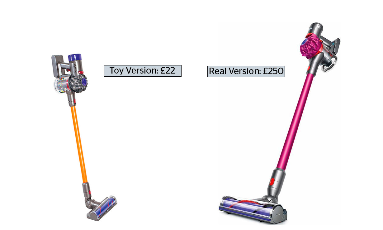 Is This Dyson Toy Vacuum The Perfect Kids Christmas