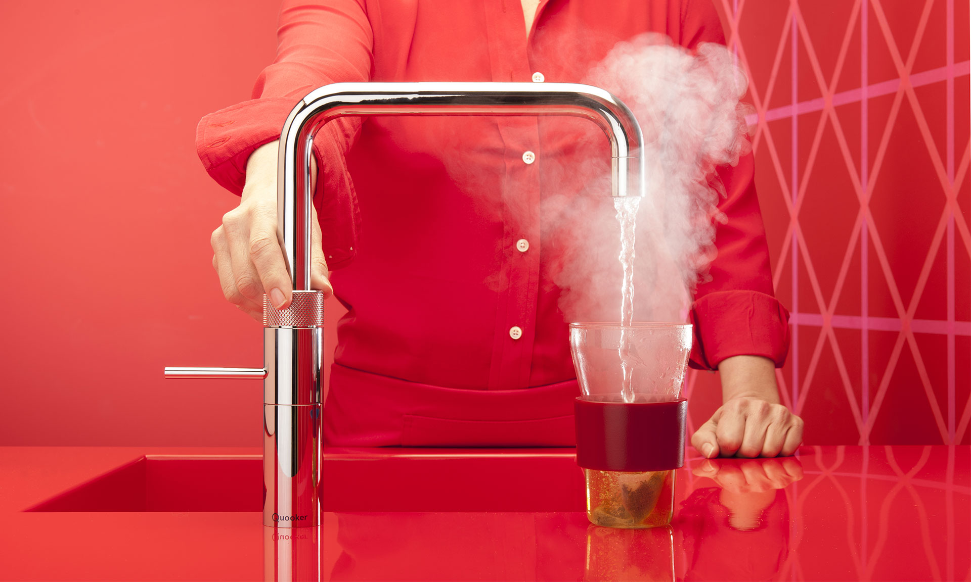 quooker hot water tap