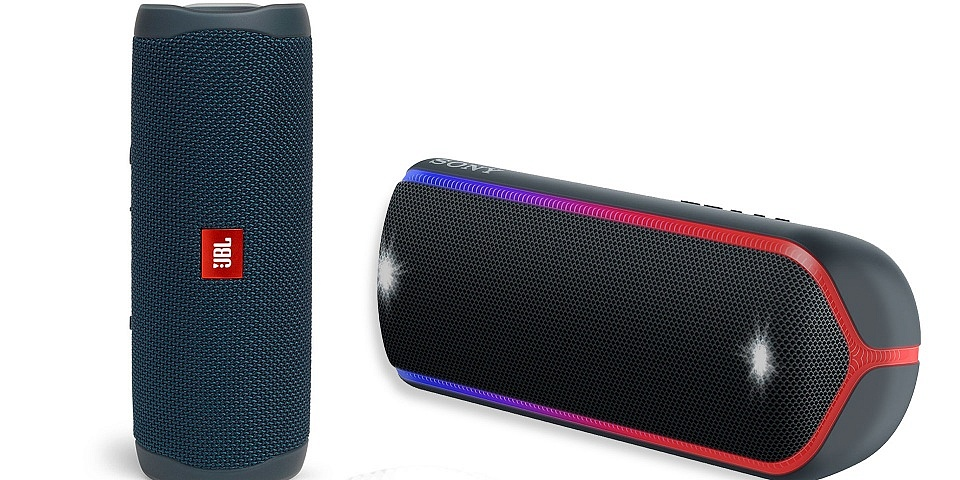 Sony, JBL announce latest portable Bluetooth speakers, soundbars and