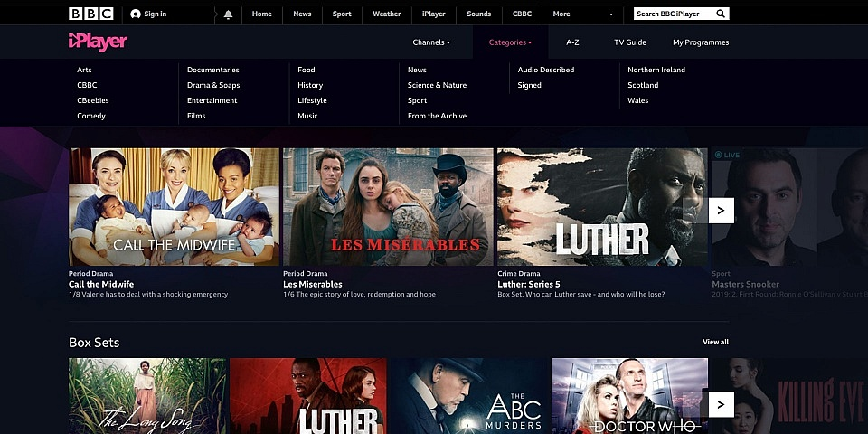 BBC outlines changes to make iPlayer more like Netflix