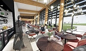 Manchester's new luxury terminal: £50 to avoid one of the UK's worst airports