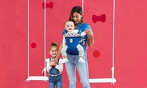 Top baby carrier and baby sling trends for 2019