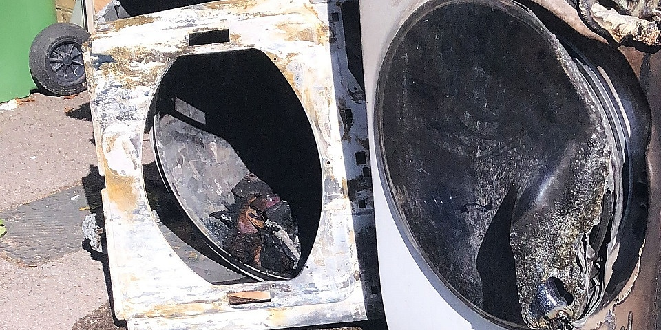 'Repaired' Whirlpool tumble dryers catch fire, produce smoke and smell of burning