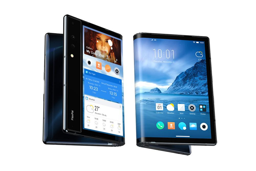 Samsung Galaxy Fold unveiled: is the future foldable