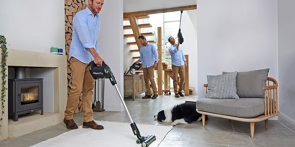Gtech launches Pro K9 cordless pet vacuum