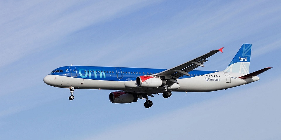 Five Flybmi routes taken over by Loganair