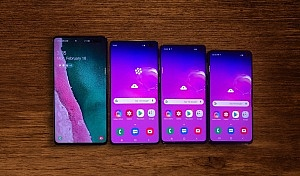 The five best things about the new Samsung Galaxy S10 range