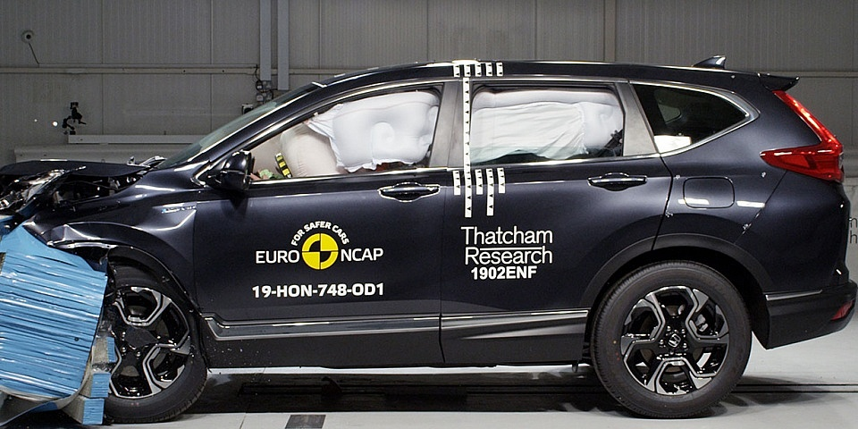 Latest SUV crash test results: Honda CR-V, Seat Tarraco and Mercedes-Benz G-class rated