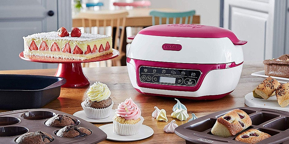 Tefal Cake Factory: can this baking machine make perfect cakes?