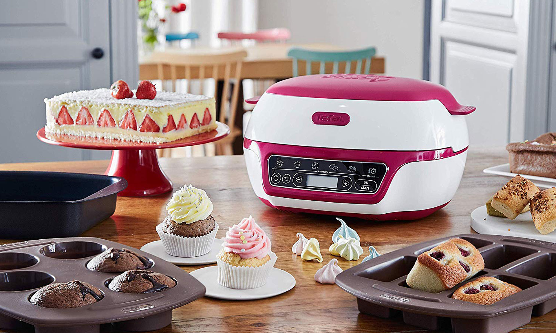 Tefal Cake Factory Can This Baking Machine Make Perfect Cakes