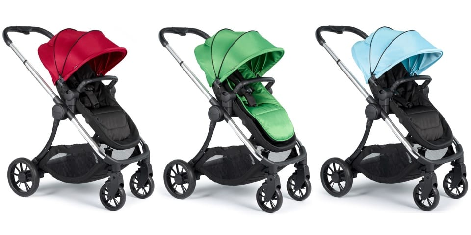 First look at the iCandy lime pushchair – launched today