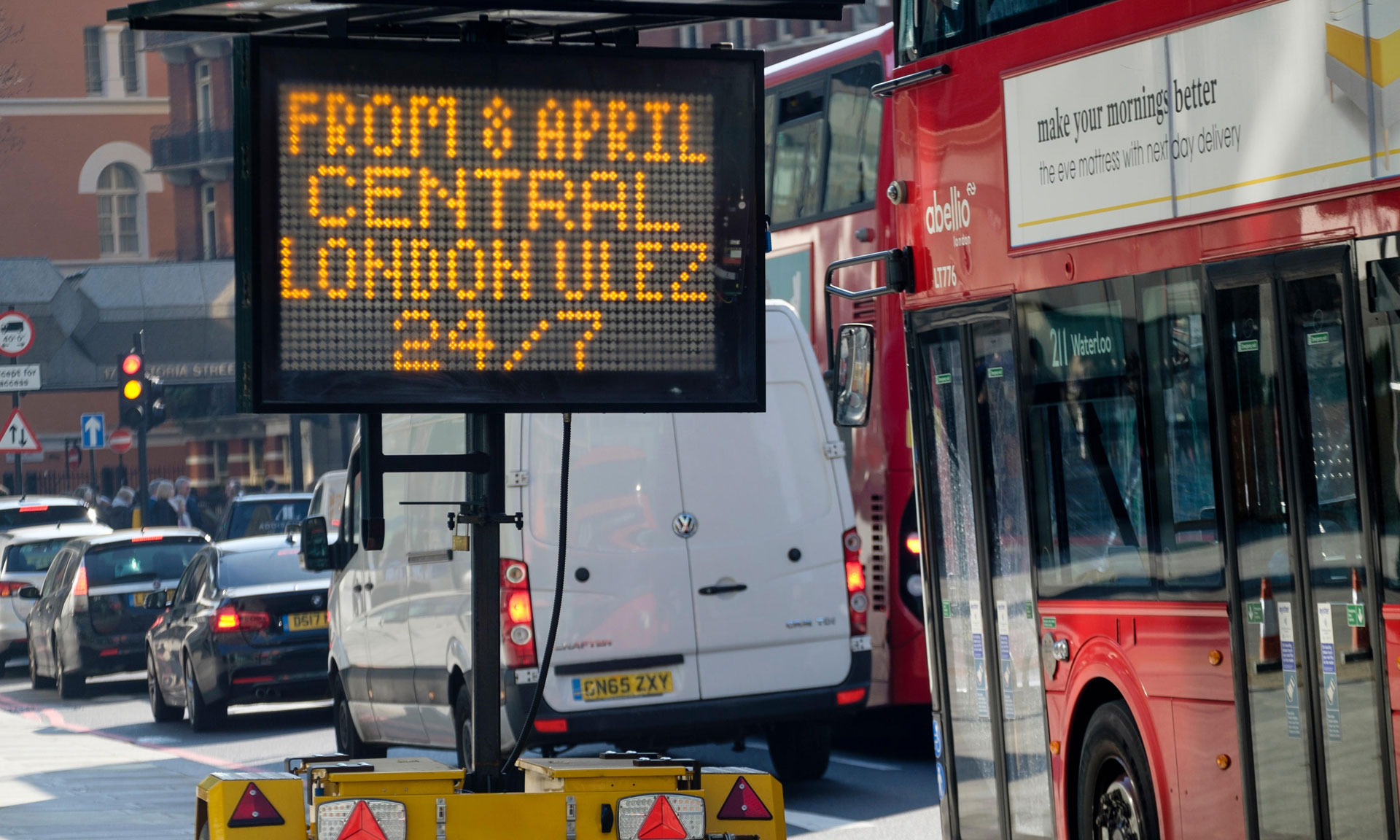 How will the ULEZ ultra-low emission zone affect car owners
