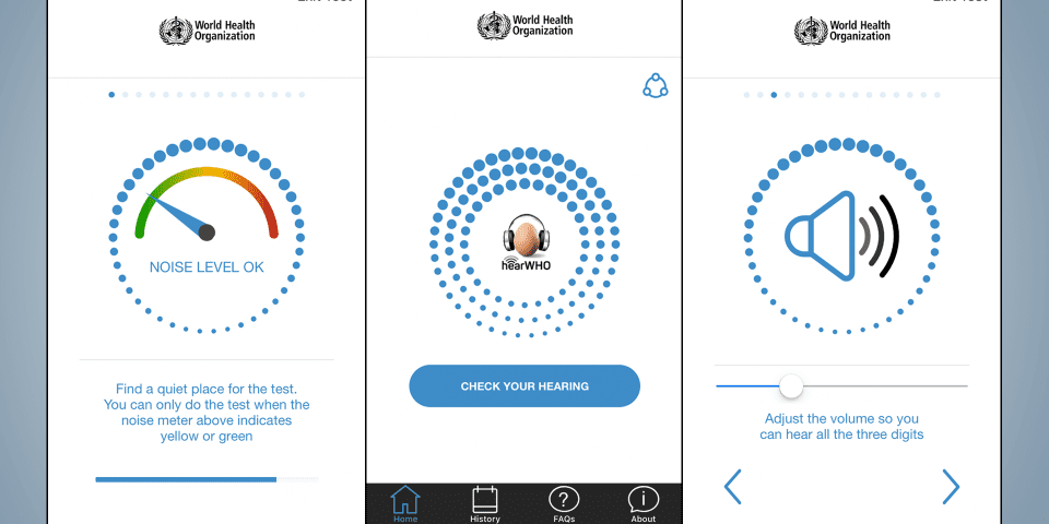 who launches free app to check hearing loss  u2013 which  news