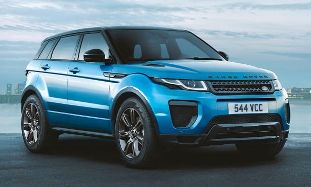 Jaguar and Land Rover cars recalled for excessive CO2