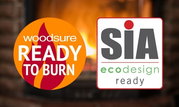 Ready to Burn and Ecodesign logos