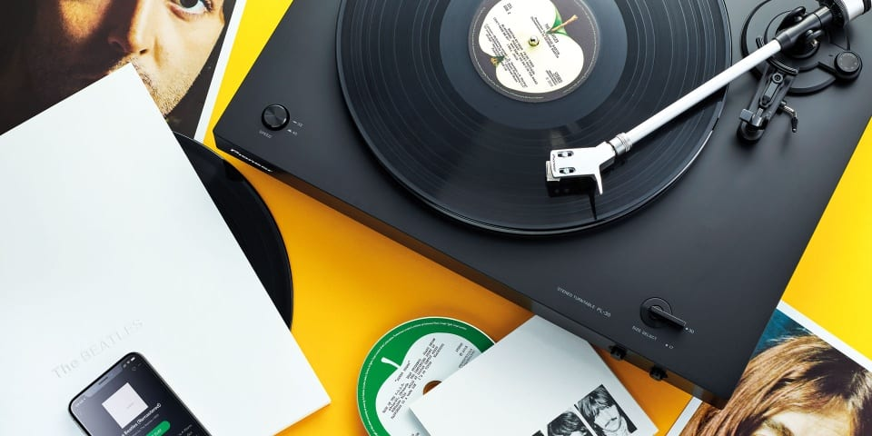 Vinyl sales are surging – but do records really sound better?