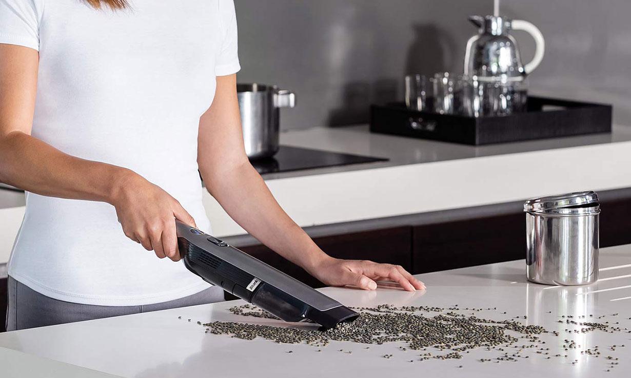 Shark Cordless Handheld Vacuum Can It Make Dust Busting