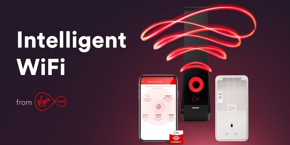 Virgin Media launches free 'Intelligent WiFi'