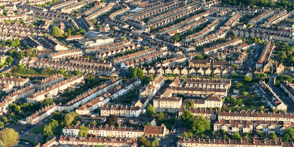 House prices average £3,000 per square metre: where to find the best value for money