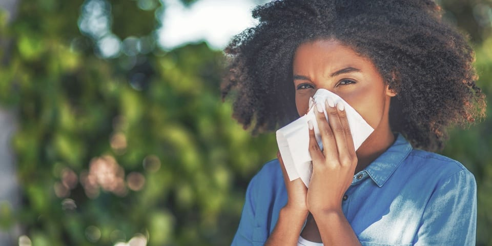 Could an air purifier be your hay fever hero this season?