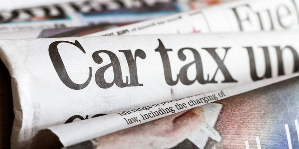 Car tax increases – how are you affected?