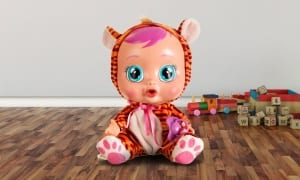 Doll containing toxic chemical found on sale at Smyths Toys