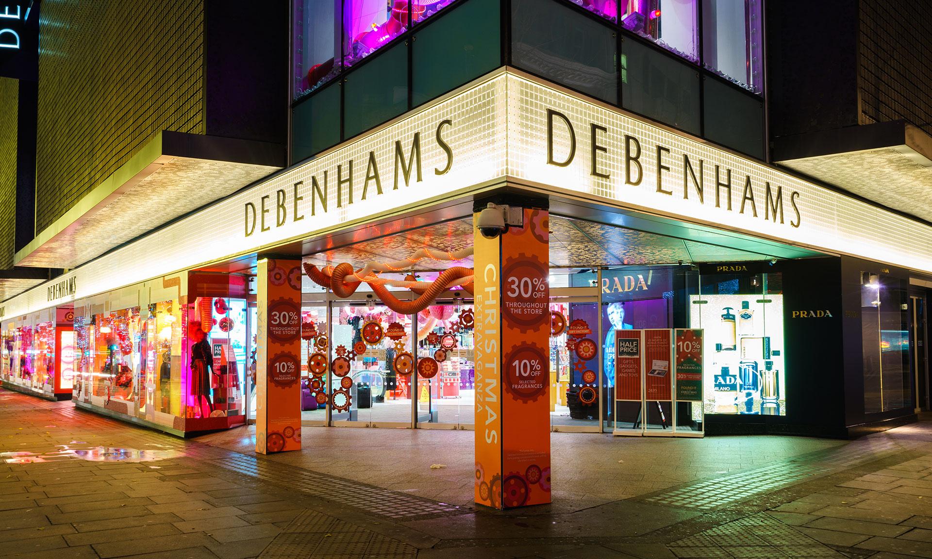Debenhams opens 40,000sq ft Leamington Shopping Park store