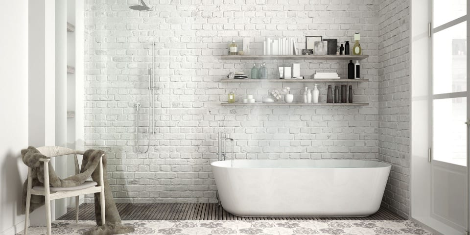 Five ways to cut the cost of your new bathroom